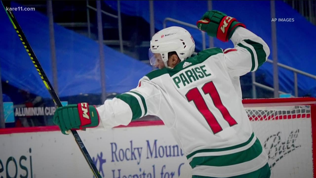 Zach Parise Shouldn't Be a Healthy Scratch In the Playoffs
