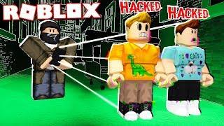 Roblox Adventures-você pode hackear os amigos em ROBLOX! (Assista cães em Roblox)
