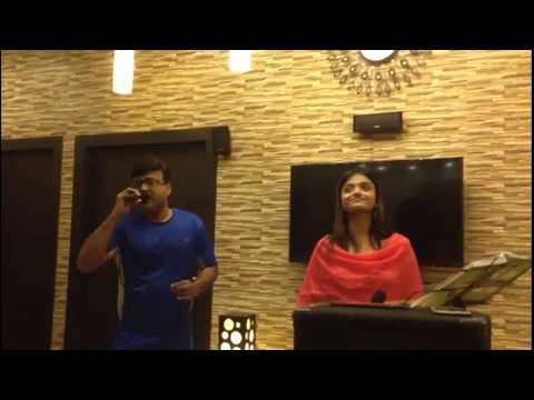 Jo Haal Dil Ka - Sarfarosh - Kumar Sanu And Alka Yagnik. Live Performance By Rakesh And Sushmita.