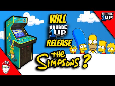 Will Arcade1up release The Simpsons? from Console Kits