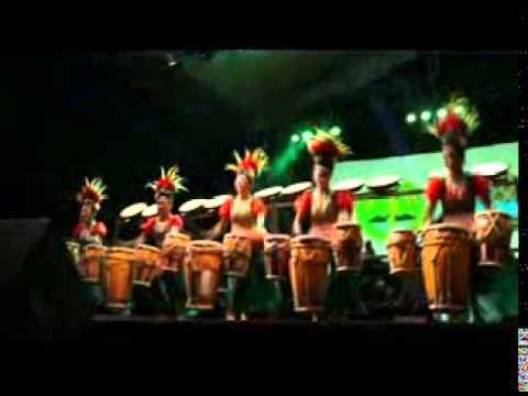 Ega Robot Ethnic Percussion rampak kendang wanoja