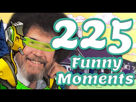 Heroes Of The Storm: WP And Funny Moments #225