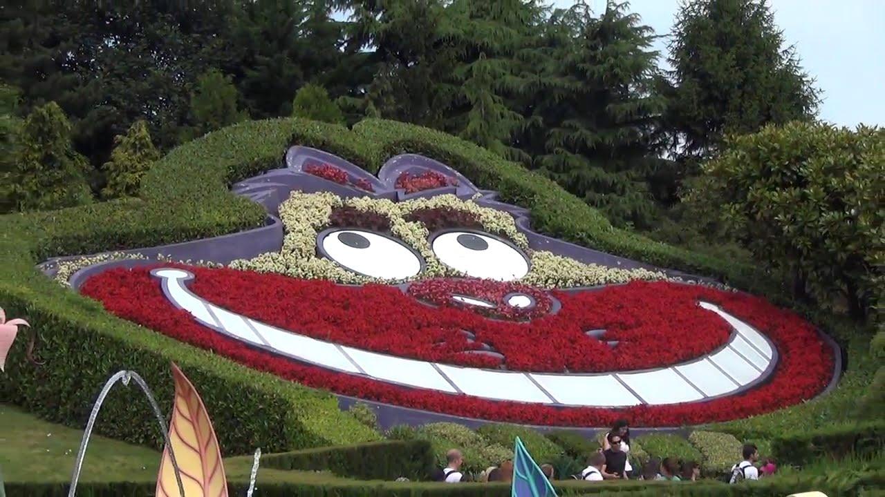 Alice S Curious Labyrinth Hd 2015 Disneyland Paris Part 1