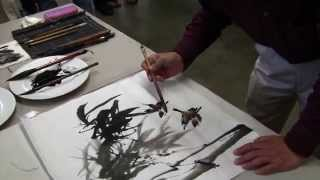 Traditional Chinese Painting Techniques by Chu Peiyan and Xiao Yushan