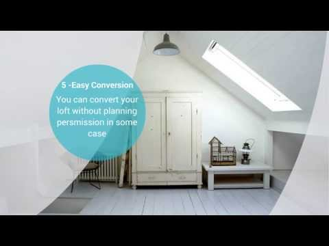 Loft Conversion Cost - Tips And Benefits
