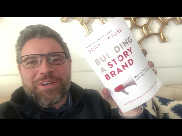 Review of Building a Story Brand by Donald MIller