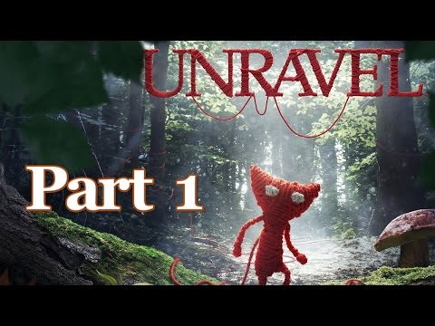 Unravel - Let's Play - Part 1