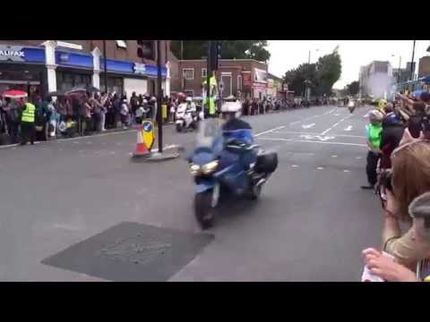 Tour de France 2014 - Cambridge London Plaistow