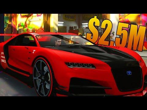 New Million Truffade Nero Custom Bugatti Chiron
