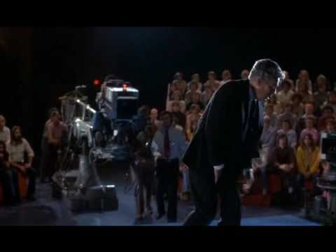 Network (Sidney Lumet). Performance de Peter Finch - Escena 3