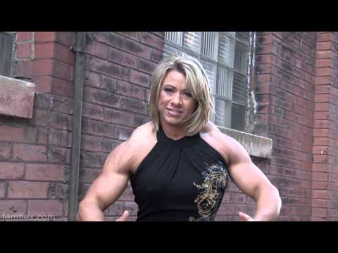Julie Bourassa - Huge, hard traps