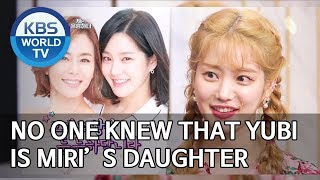 No one knew that Yubi is Miri's daughter [Happy Together/2019.11.14]