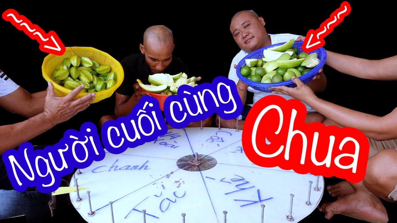 Người Cuối Cùng Ngừng Ăn Những Món Siêu Chua Sẽ Thắng | Son Duoc Vlogs