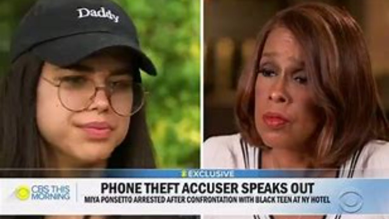 SOHO 'KAREN' Tells Gayle King To Shush Then Was Arrested With A Fight  [VIDEO]