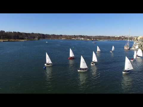 IHYC Dyer Regatta 2016 Races 1,2,3