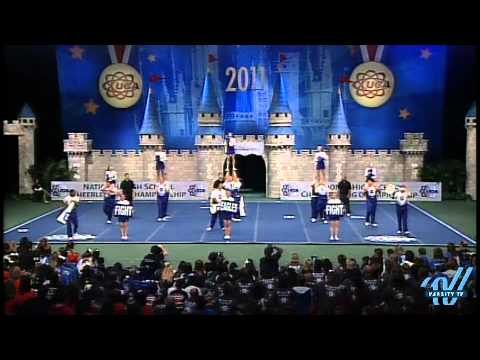 Graves County High School Large Coed Varsity Finals
