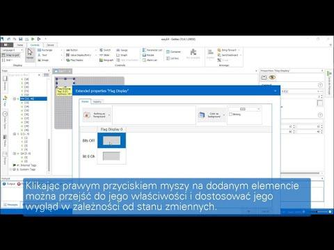Galileo  Tworzenie wizualizacji do wspópracy z easyE4 za pomoc Modbus TCP