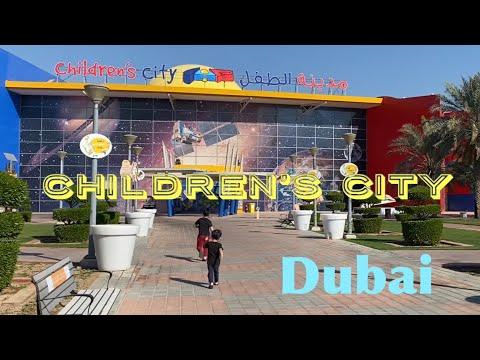 Creek Park, Dubai (Children's City)