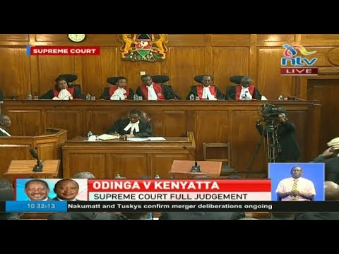 LIVE: Supreme Court full judgement on the special coverage o