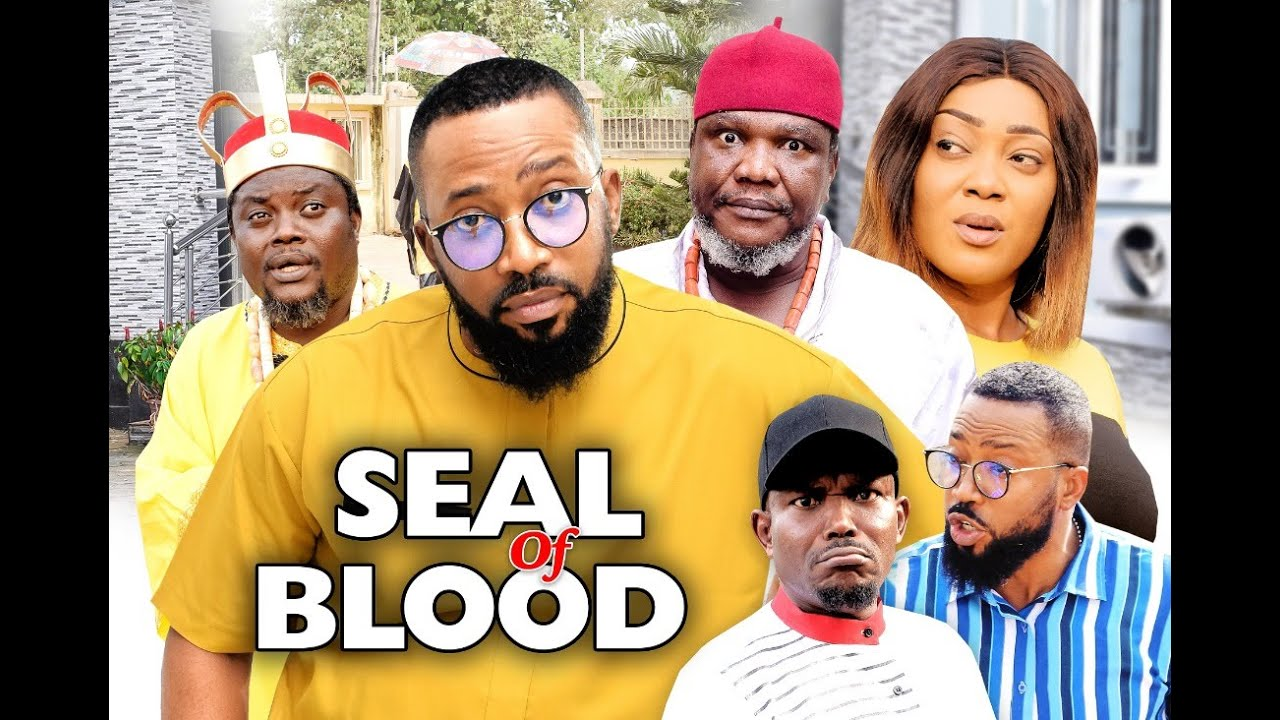 Download SEAL OF BLOOD  EPISODE 10  [ NEW HIT MOVIE] -FREDRICK LEONARD 2021 LATEST NOLLYWOOD NIGERIA MOVIE