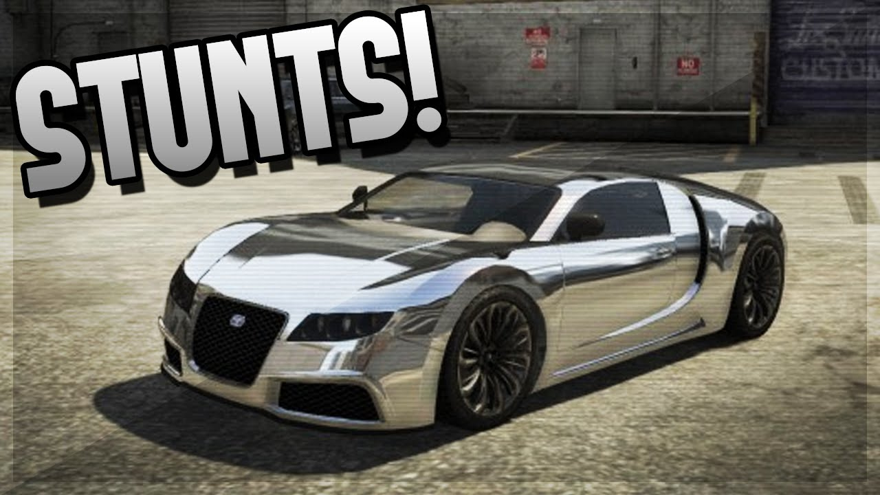 EPIC GTA 5 STUNTS! - Grand Theft Auto 5 Bugatti, Motorbike ...
