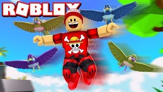 I TURNED a BIRD-PICKER at ROBLOX 🐦 → Bird Simulator 🎮