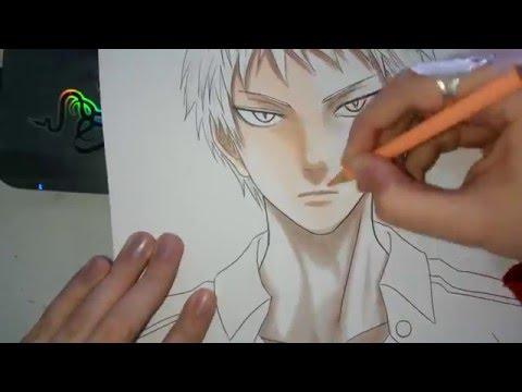 Speed Drawing - Akashi Seijuro (Kuroko no Basket)