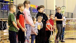 Turniej Miko³ajkowy dla dzieci w Wojciechowicach