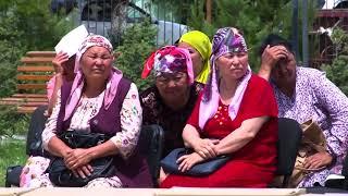 Имамидин Ташов KG ГРУПП кайрымдуулук фонду Ош шаарында