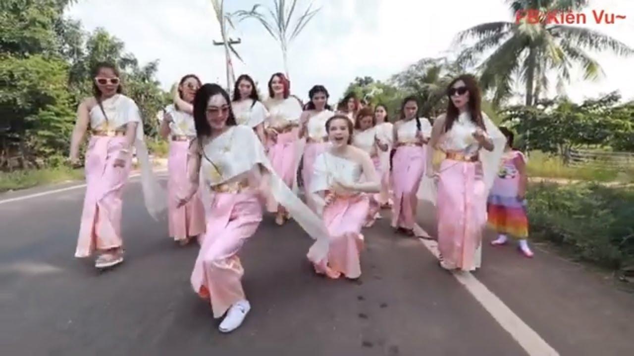 EDM - Nhạc Khmer Hot ( Nhạc nhảy đám cưới Thái Lan )