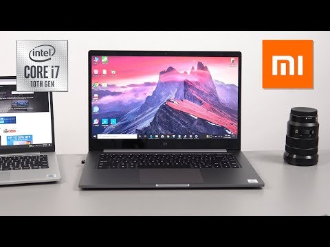Xiaomi Mi Notebook Pro Review (2020 Refresh)