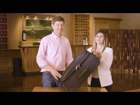 How To Pack And Travel With Wine