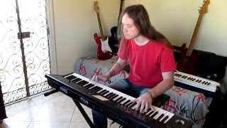 Van Halen - Jump (with Guitar/Keyboard Solos)