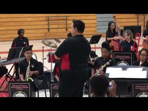 Progress Village Middle Magnet School Fall Band Show 10/12/17