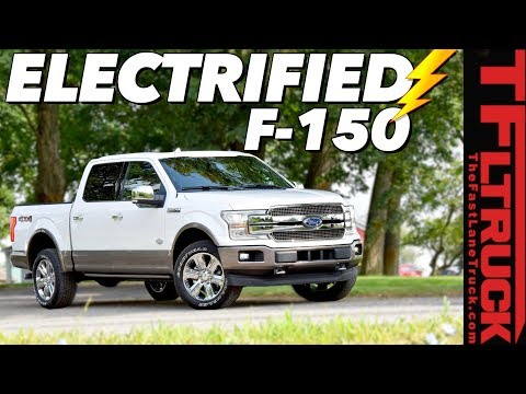 Here is How the 2020 Ford F150 Hybrid Might Just Make 450 HP & 600 LB-FT Of Torque!