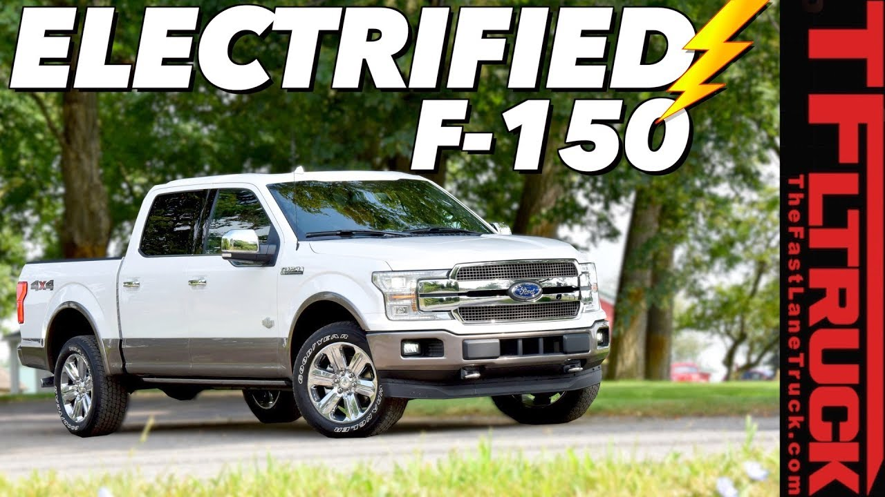 Here Is How The 2020 Ford F150 Hybrid Might Just Make 450 Hp 600 Lb Ft Of Torque