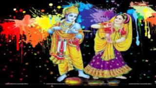 Aaj Gokulat Rang Khelto Hari