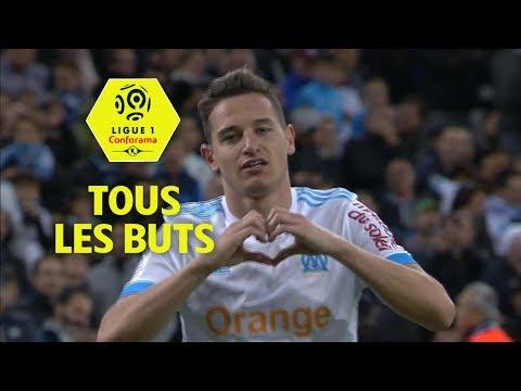 Tous les buts de Florian Thauvin | saison 2017-18 | Ligue 1 Conforama