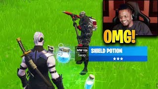 The Awaited Return Of King Richards Loot! | Fortnite Highlights & Funny Moments