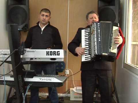 Gelu Cobzaru Virtuoz La Acordeon Colaj Batute Traditionale