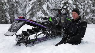 STV 2018 - Arctic Cat Sneak Peek