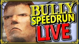 """BULLY SPEEDRUN! - """"OMG BULLY 2 EDITION"""" (2h 44m 23s) - NEW PERSONAL BEST!"""