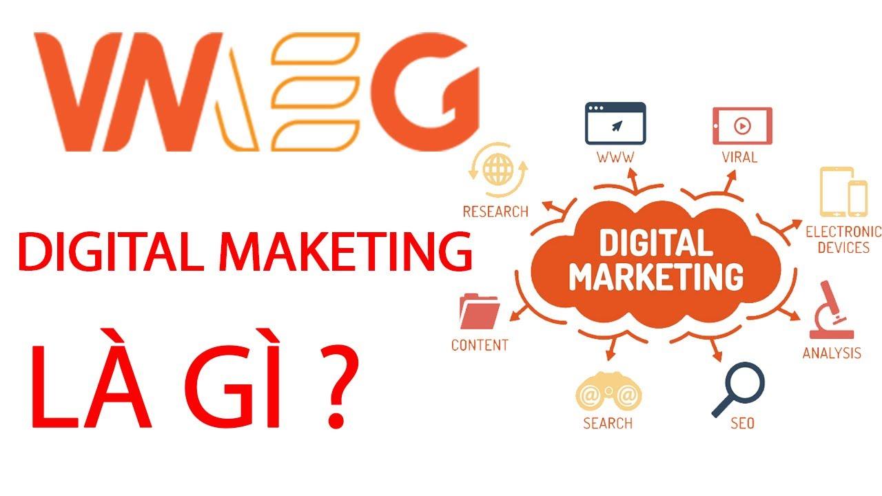 Digital Marketing là gì? công việc cụ thể của phòng Marketing như thế nào?