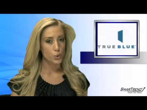 News Update: TrueBlue (NYSE:TBI) Jumps on Strong Q1 Revenue Guidance