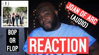 Little Mix - Joan of Arc (Audio) | REACTION Video