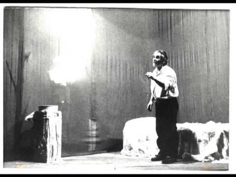 Antonino Medas intervista del 1987