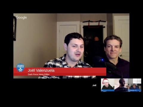 Dash Force 3 Amigos Podcast E31 - Xmas Special with Chuck Williams!