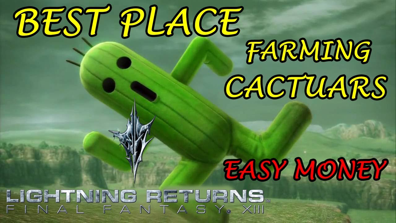 how to make money in ff xiii