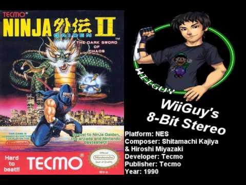 Ninja Gaiden 2: The Dark Sword of Chaos (NES) Soundtrack - 8BitStereo