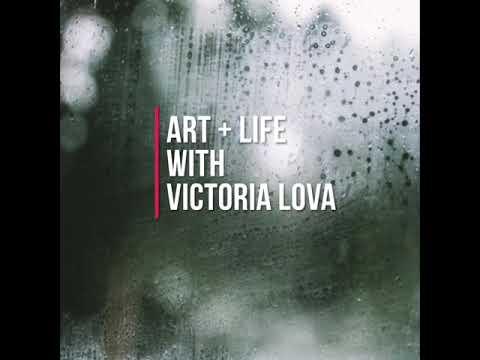 Victoria Lova – Abstract Paintings – Acrylic on canvas.